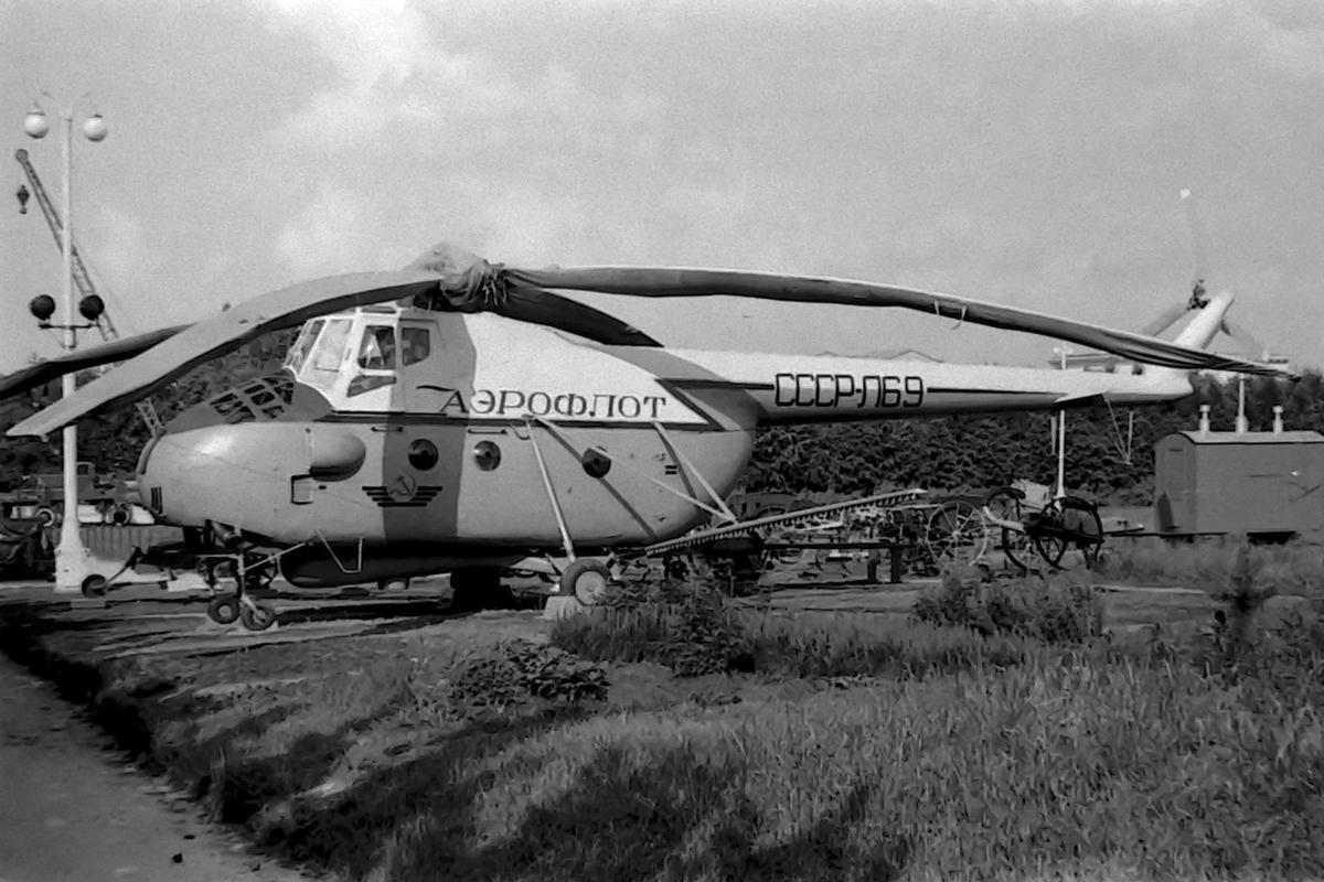 Mil Mi-4, Ми-4, СССР-Л69