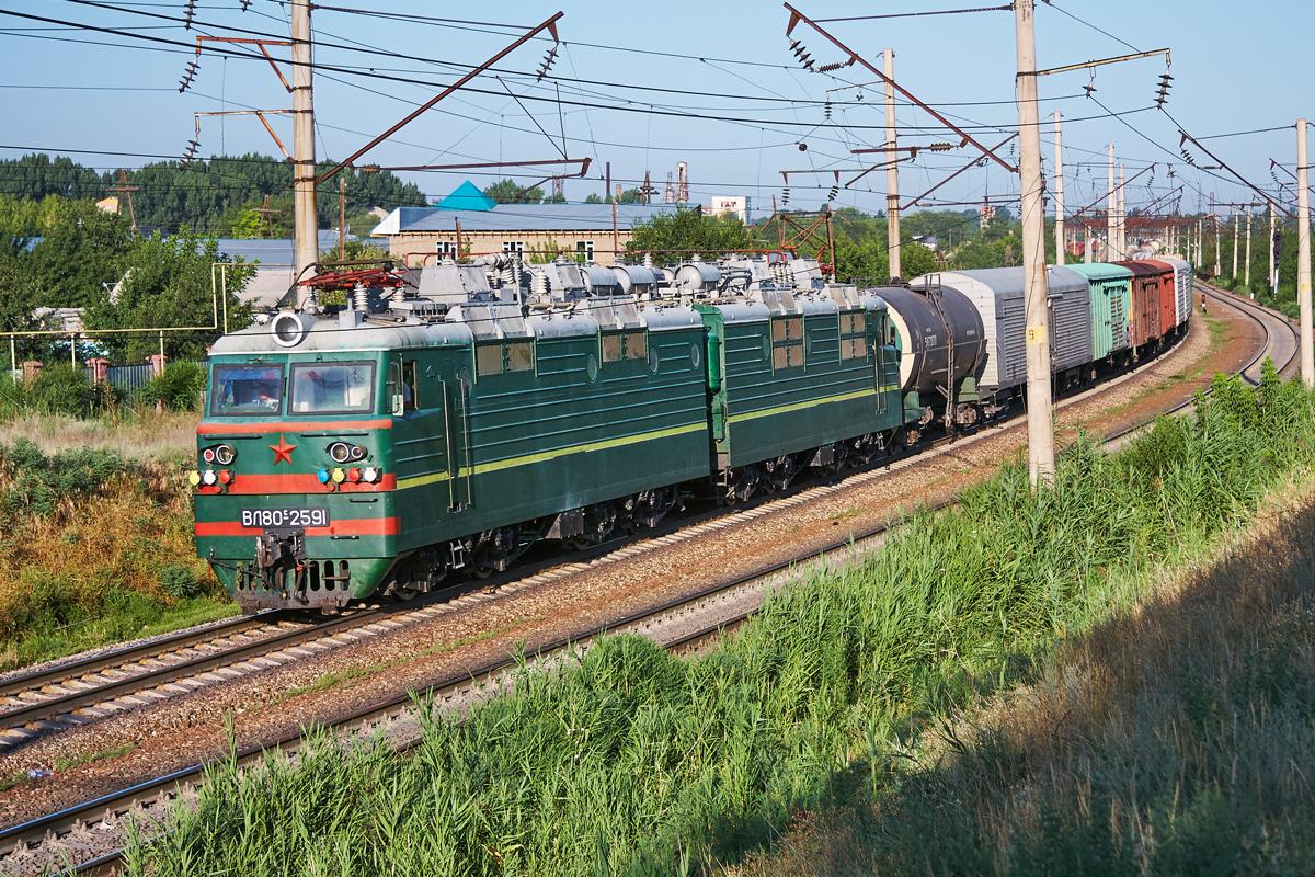 ВЛ80С-2591