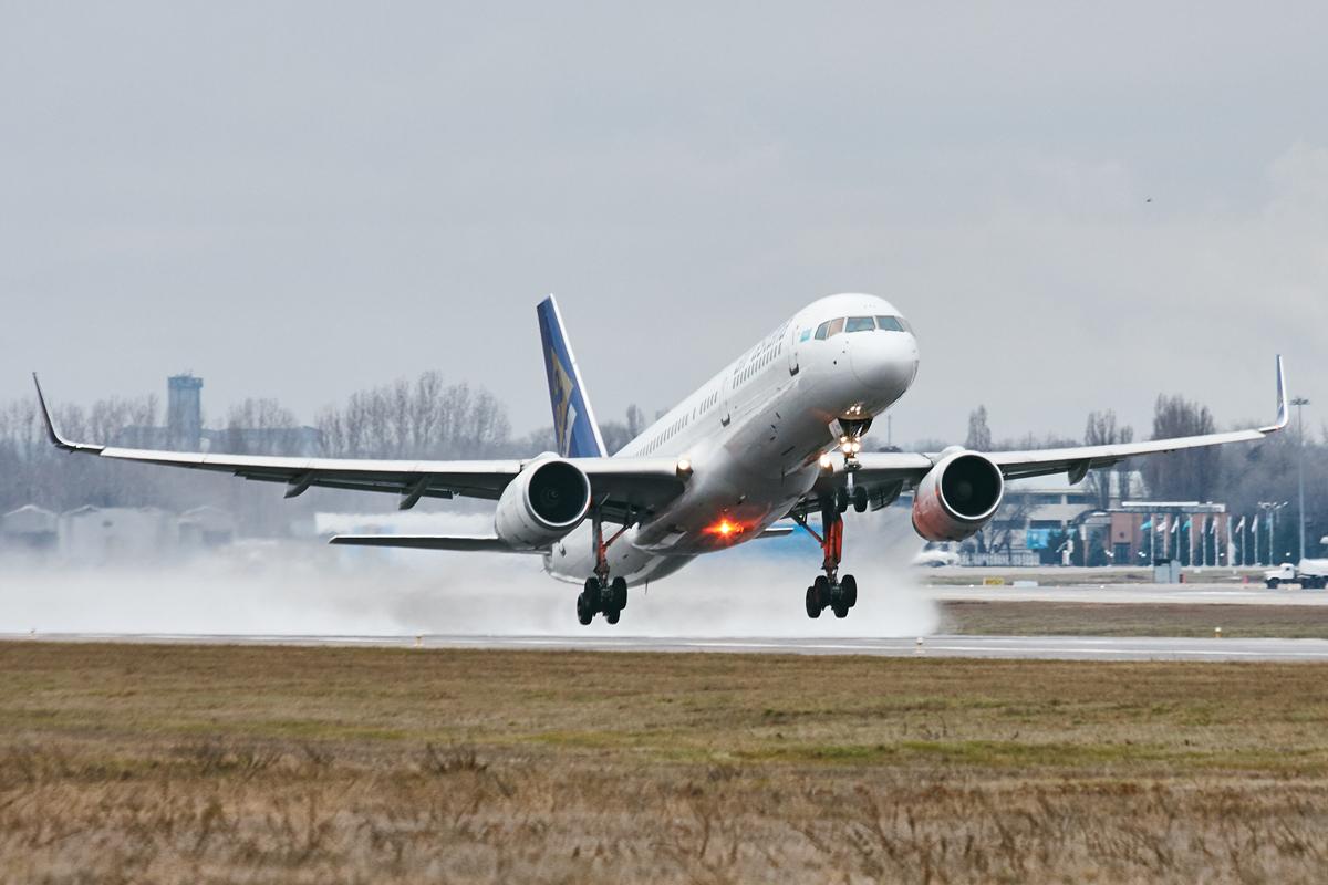 споттинг Air Astana, P4-FAS