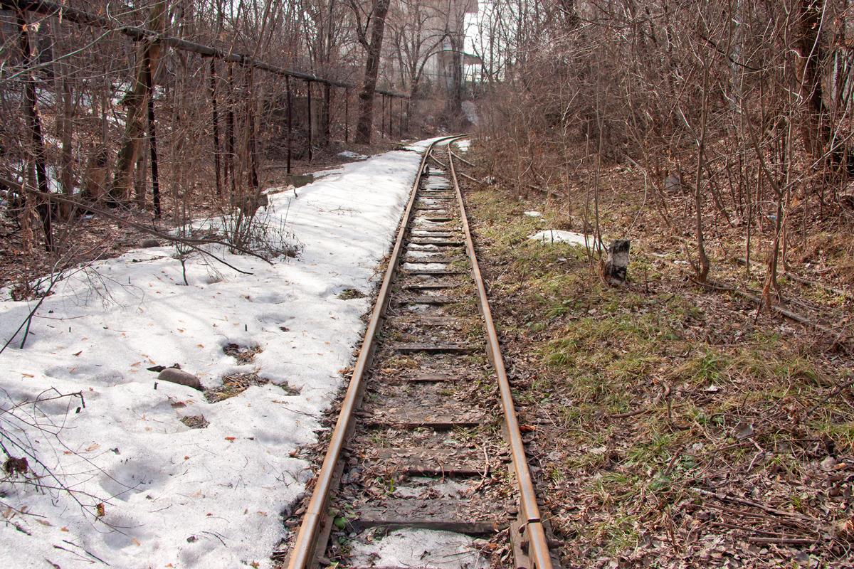 Алматинская детская железная дорога