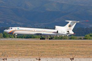 Tupolev Tu-154, UP-T5406
