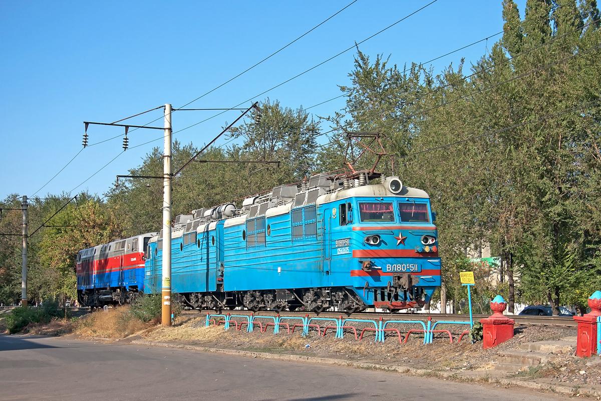 ВЛ80С-511