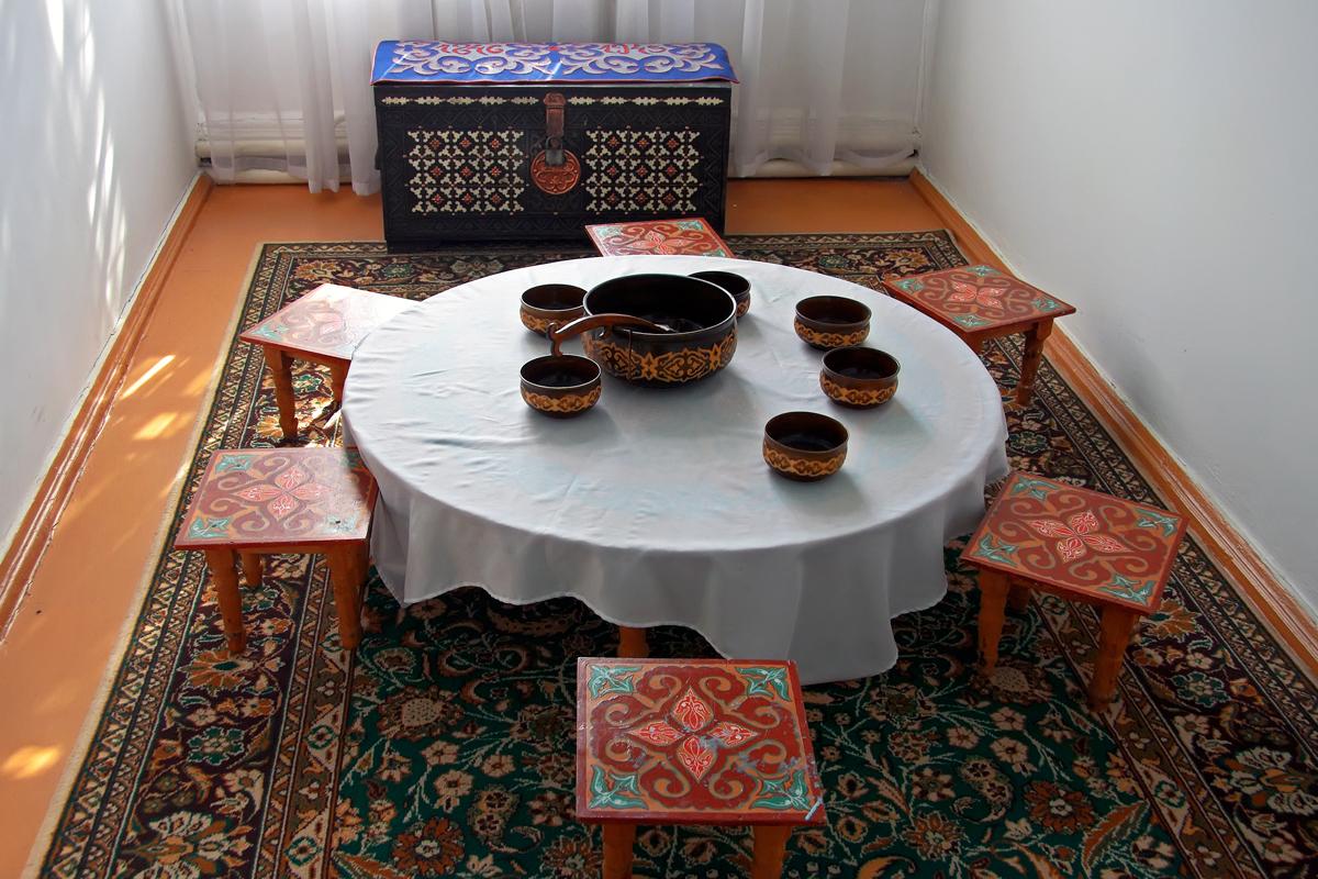 музей Жамбыла