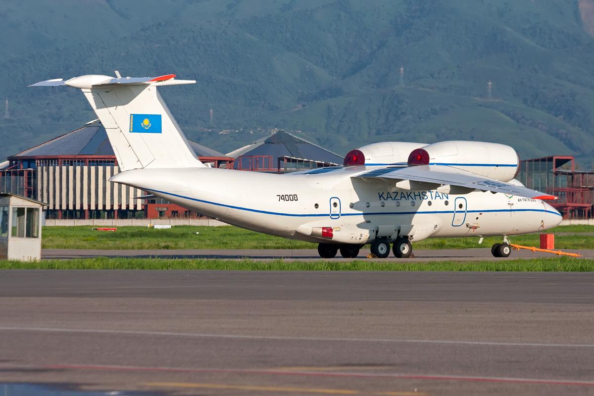 Antonov An-74, Ан-74, 74008