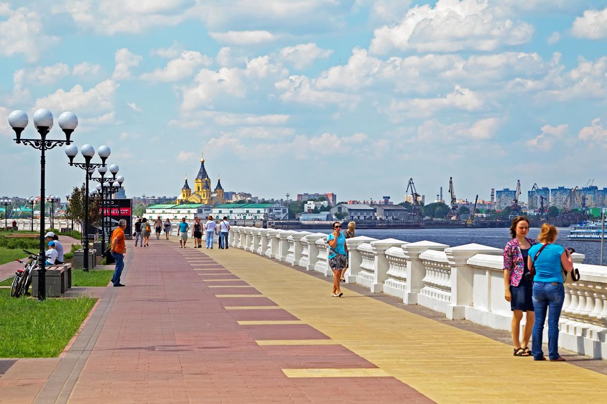 Нижне-Волжская Набережная, Нижний Новгород