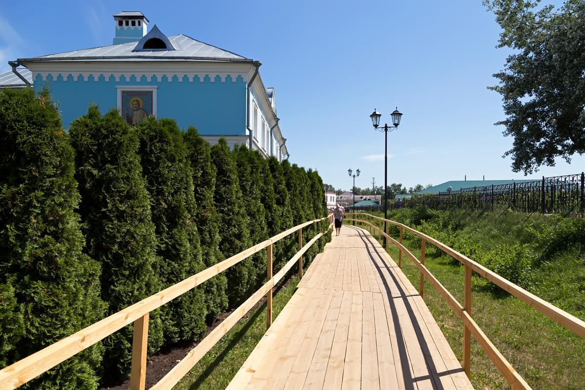 Серафимо-Дивеевский монастырь, Святая Канавка