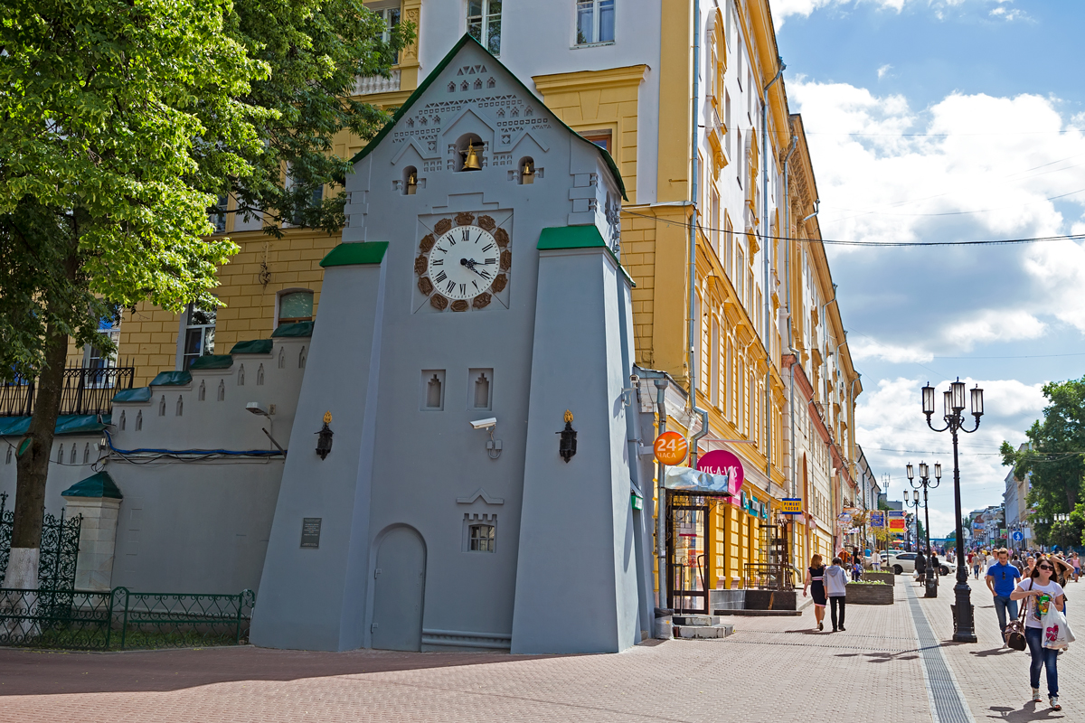 Большая Покровская, Нижний Новгород