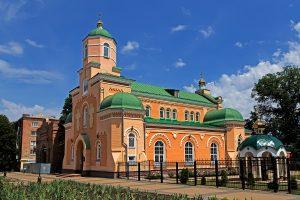 Стретенская церковь