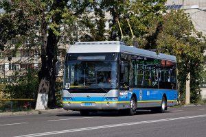 Neoplan Kazakhstan Young Man JNP6120GDZ 3071