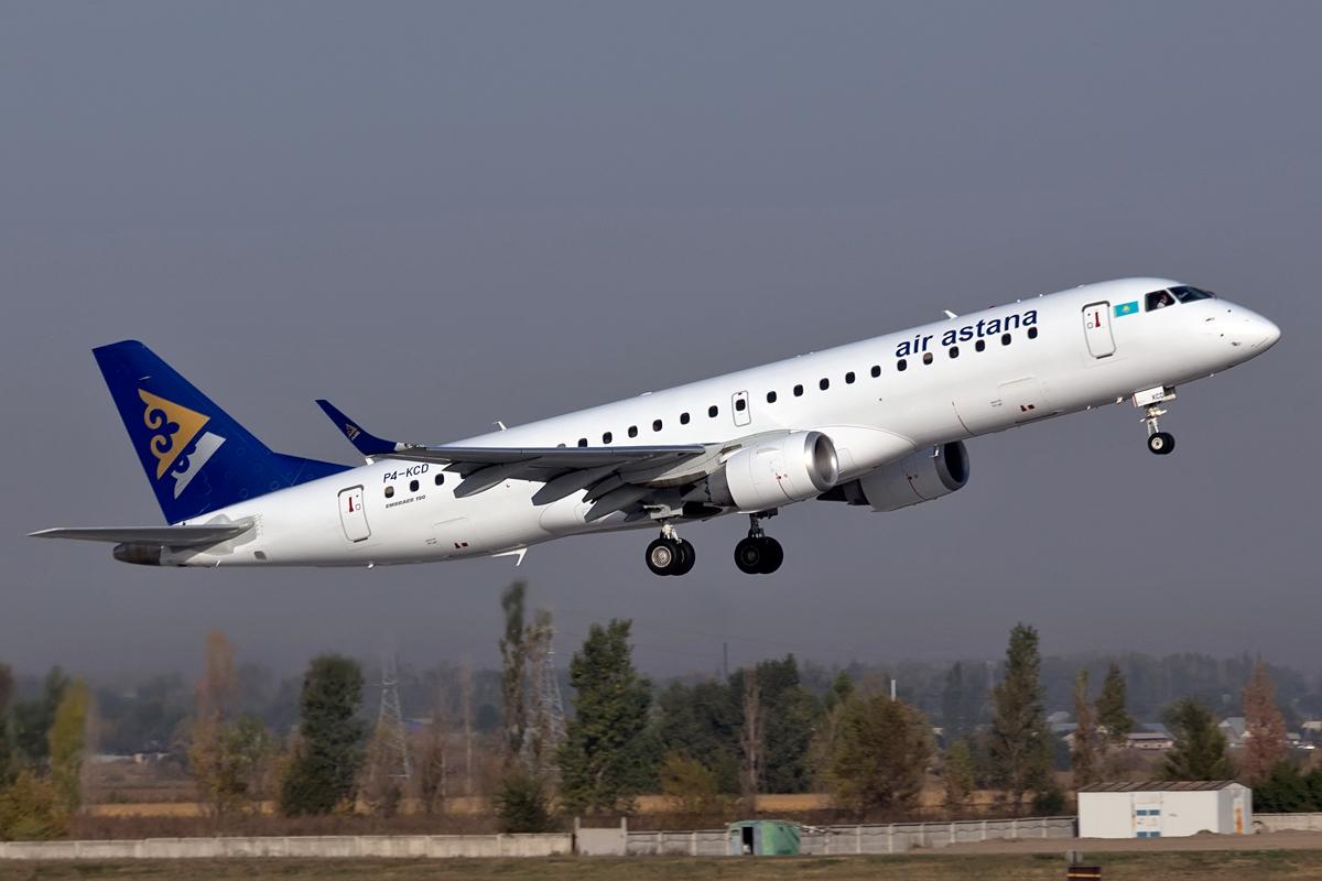 Embraer E-Jet, P4-KCD