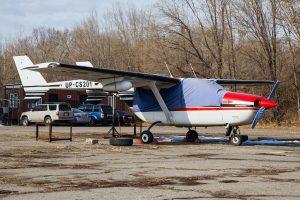 Cessna 337, UP-CS201