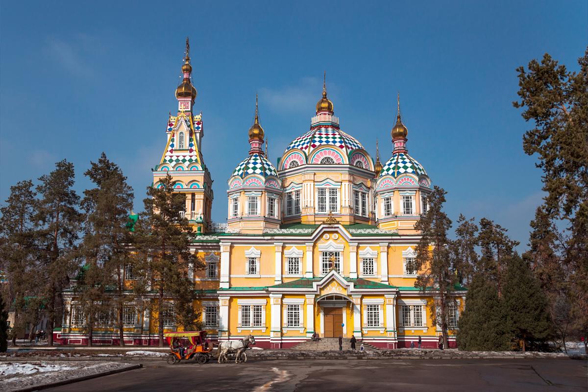 Алматы, Свято-Вознесенский Кафедральный собор