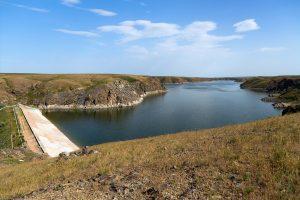 Куртинское водохранилище
