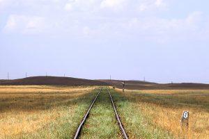 Подъездной путь от станции Чильбастау