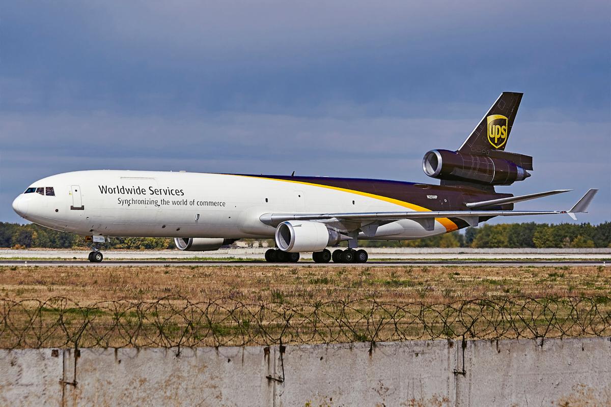 McDonnell Douglas MD-11, N255UP