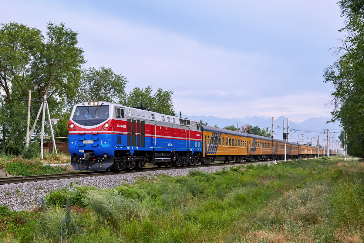 ТЭ33А-0272