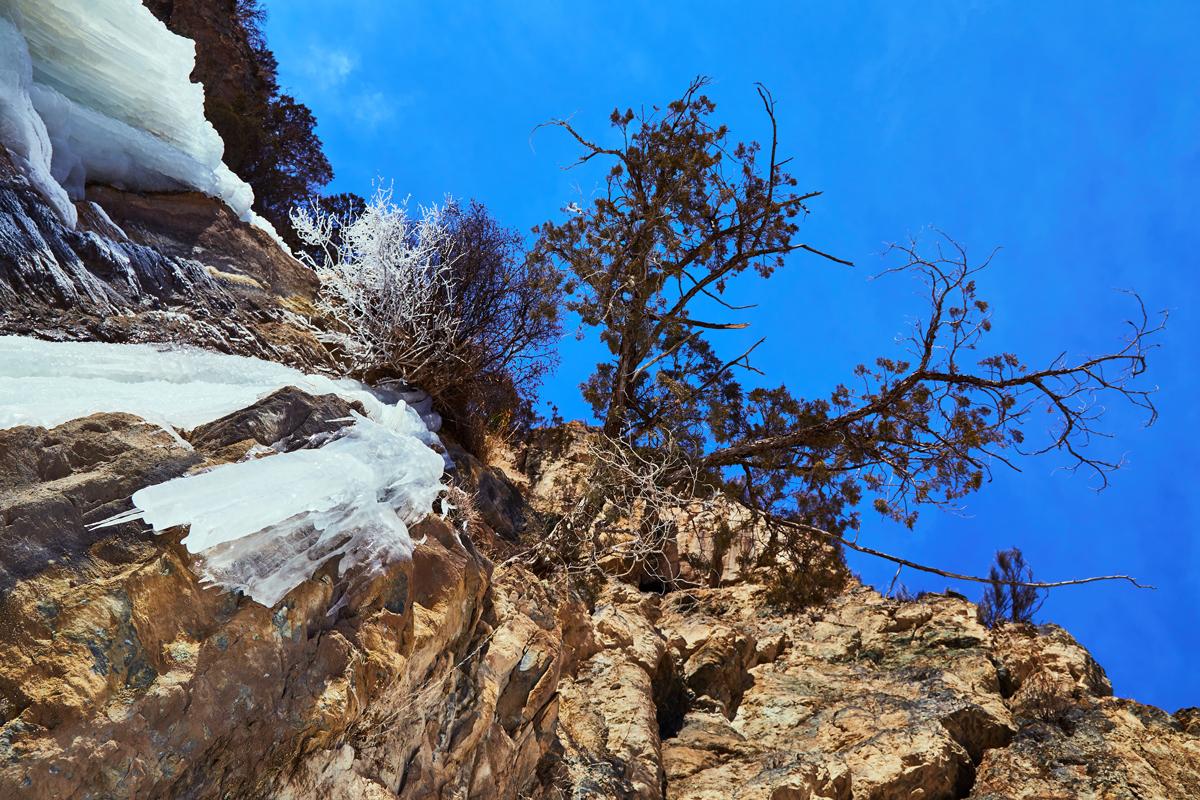 Водопад Кегеты