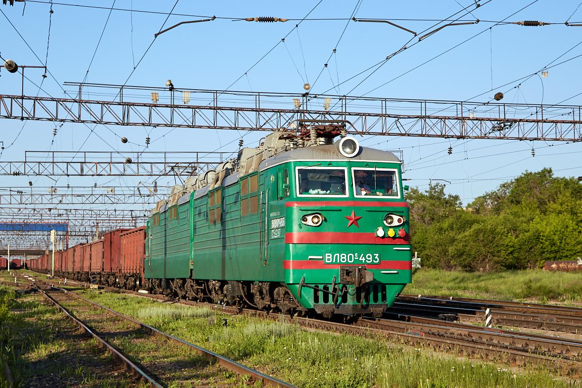 ВЛ80С-493