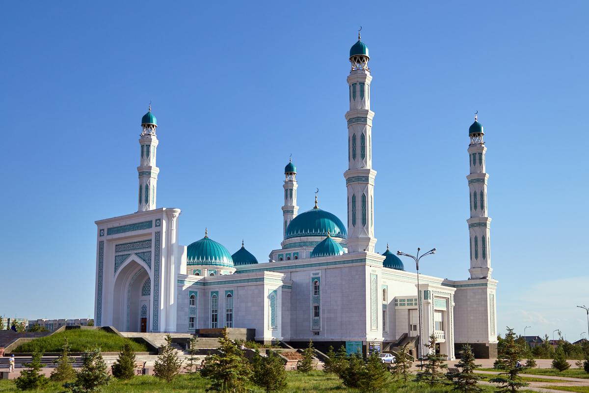 Карагандинская областная центральная мечеть