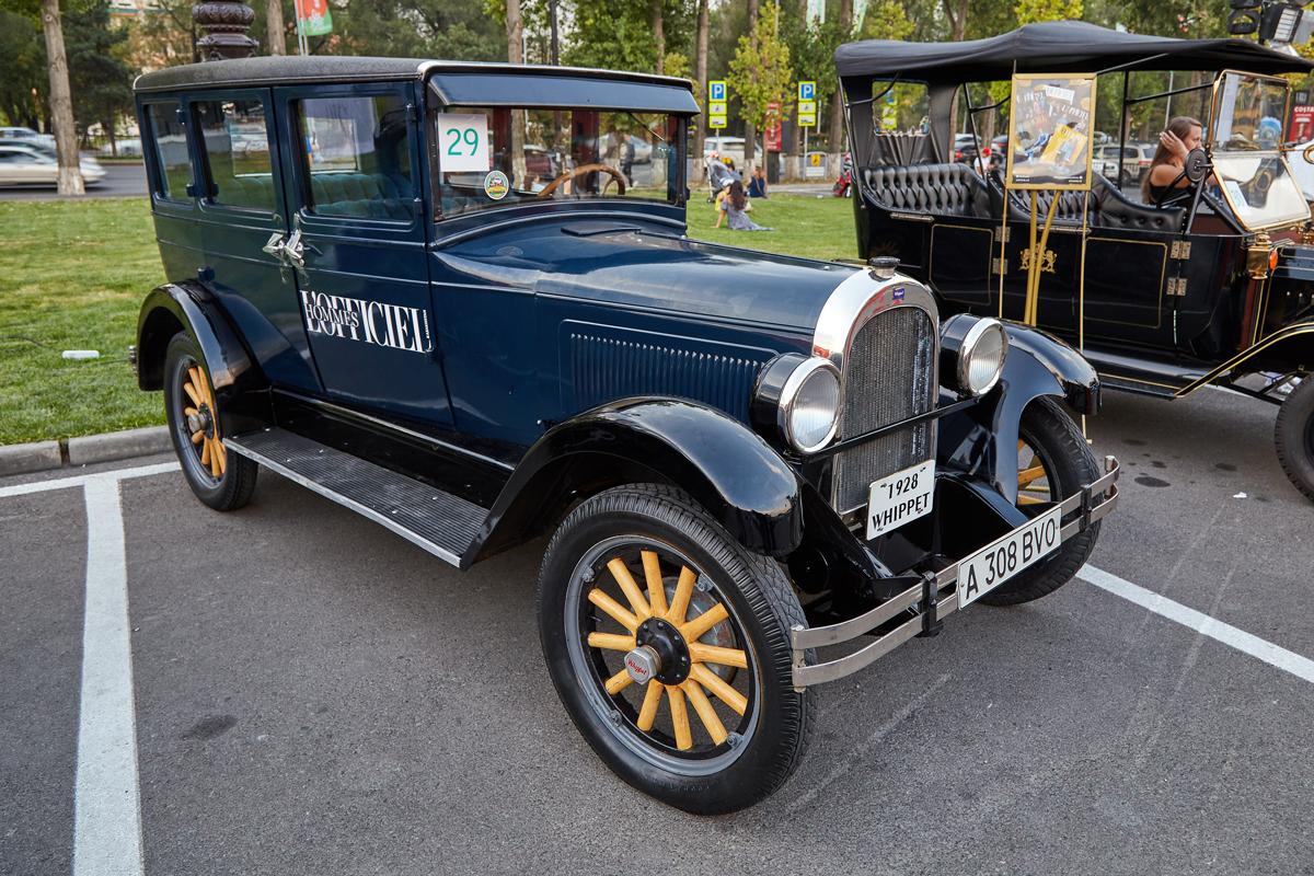 Villa Retro Car 2017, 1928 Whippet