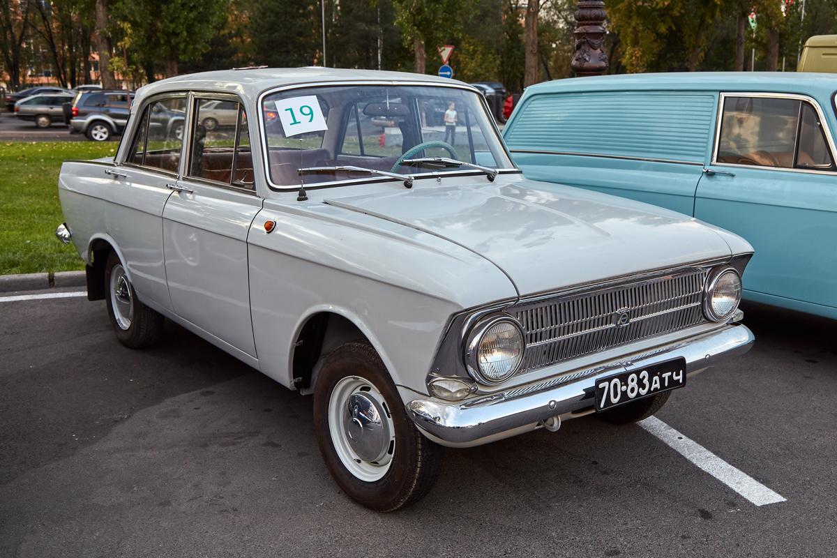 Villa Retro Car 2017, Ижевский М-412