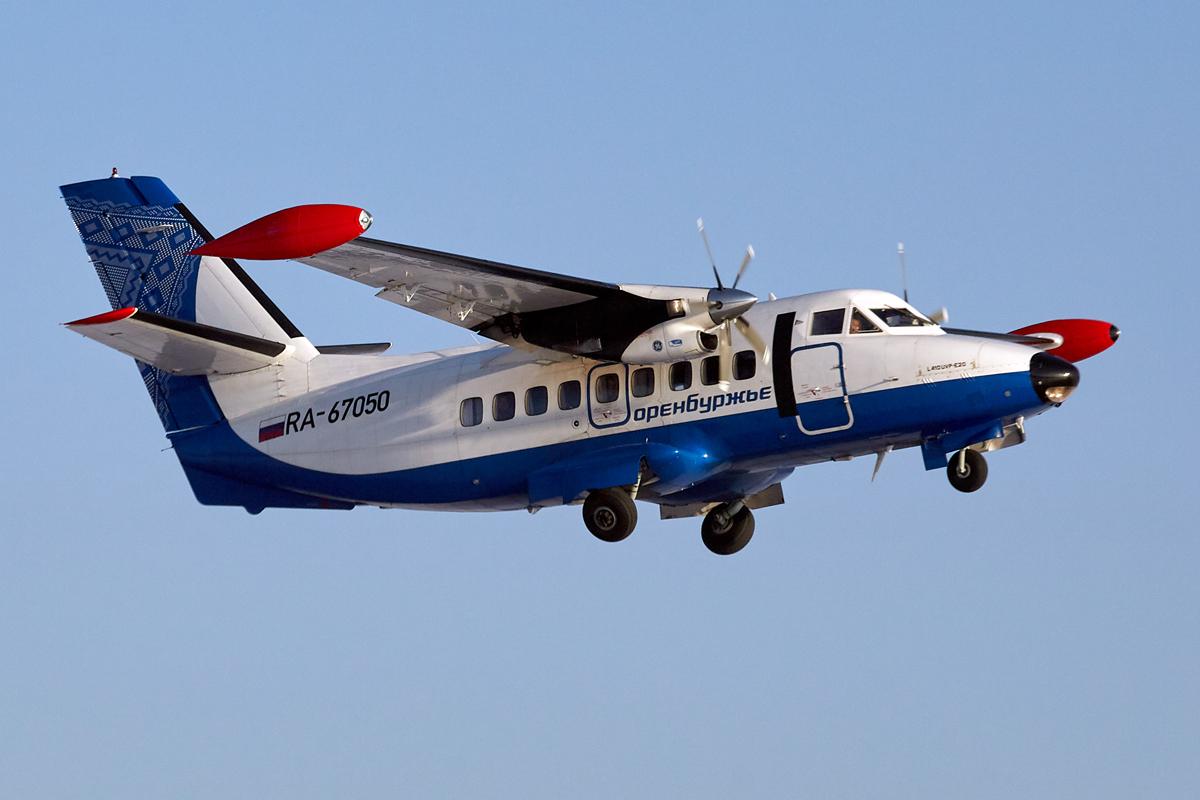 Let L-410, RA-67050
