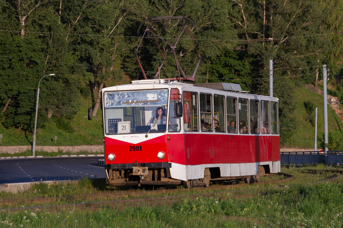 Tatra T6B5SU 2901