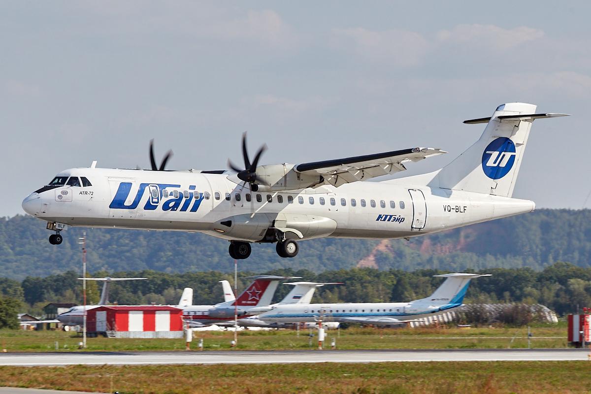 ATR 72, VQ-BLF