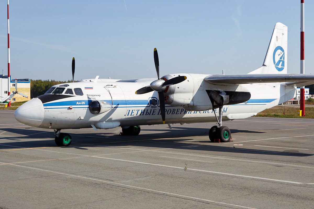 Antonov An-26, Ан-26, RA-26631