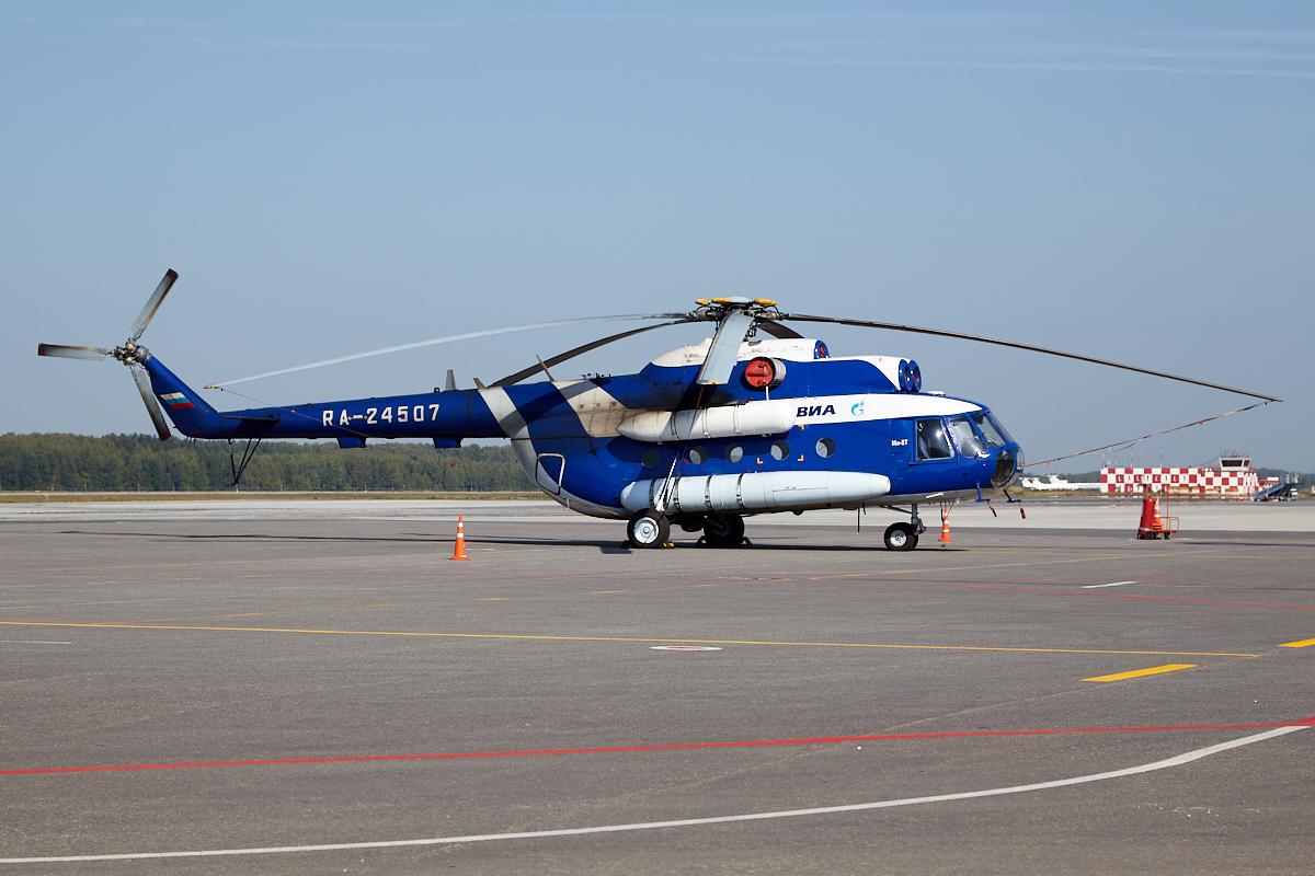 Mil Mi-8, Ми-8, RA-24507