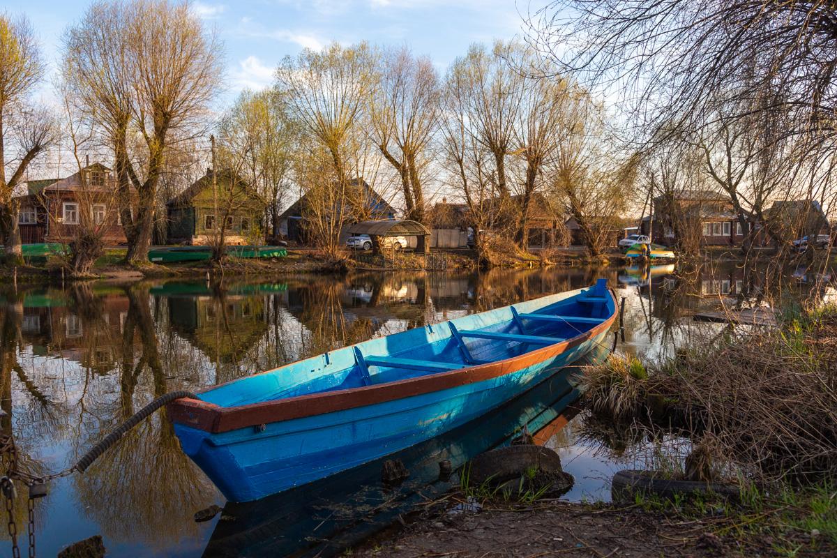 Переславль-Залесский, река Трубеж
