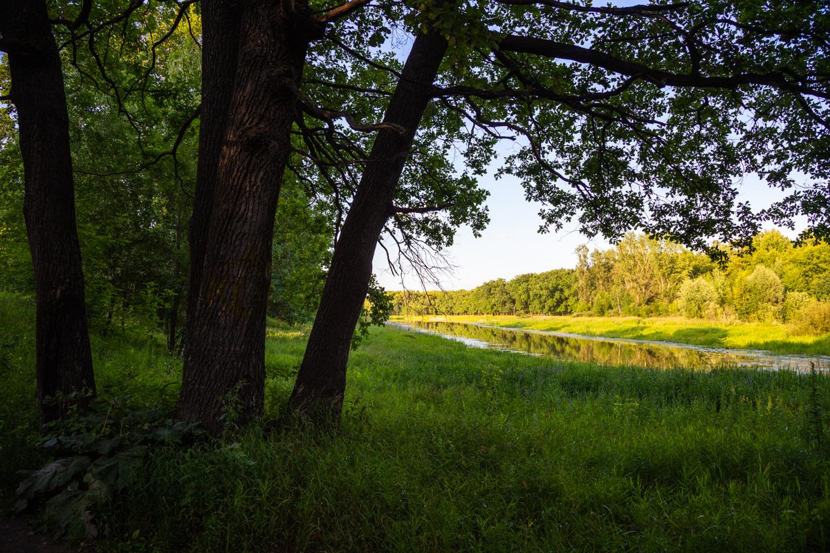 Нижегородская область, Малышевские гривы