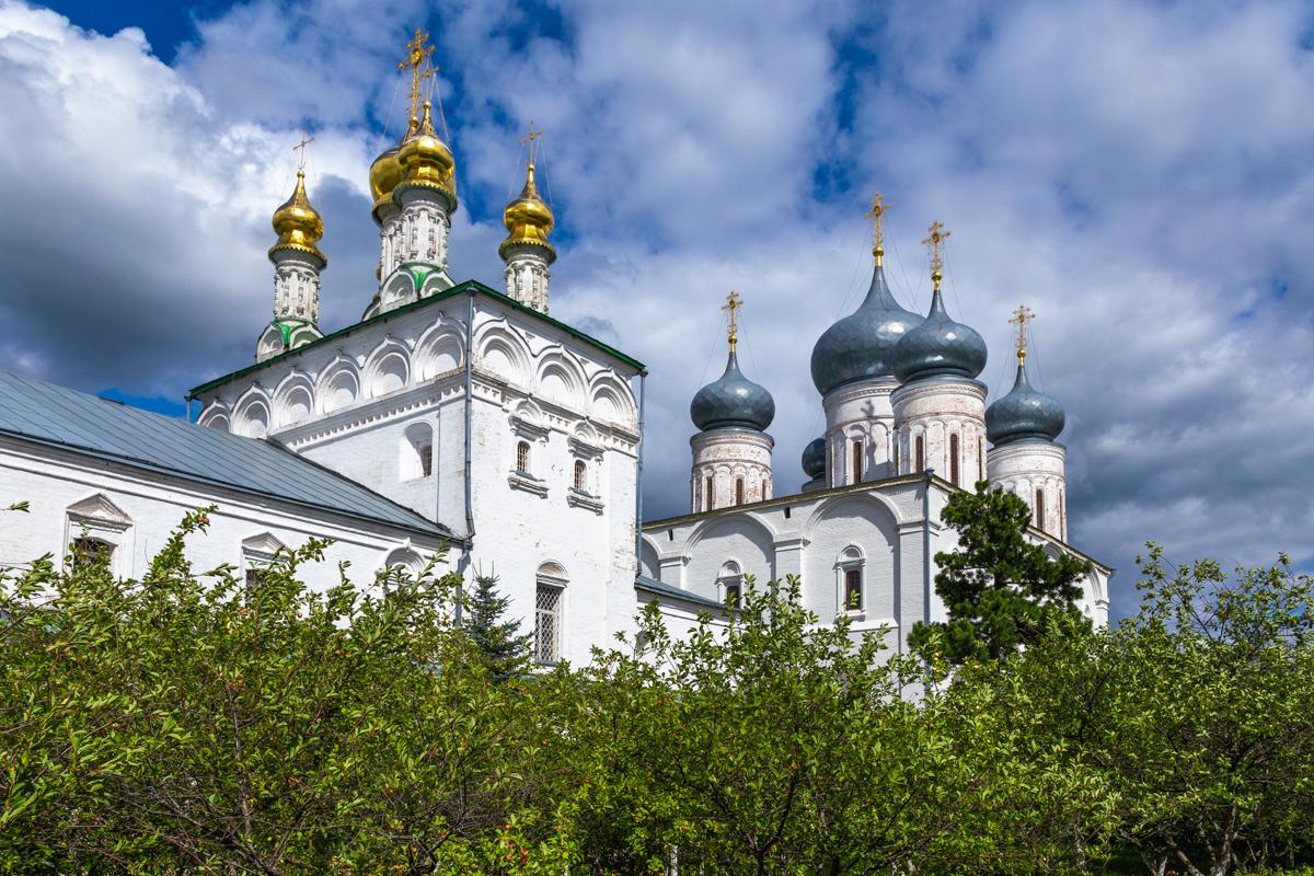 Желтоводский Макариев монастырь, Троицкий собор