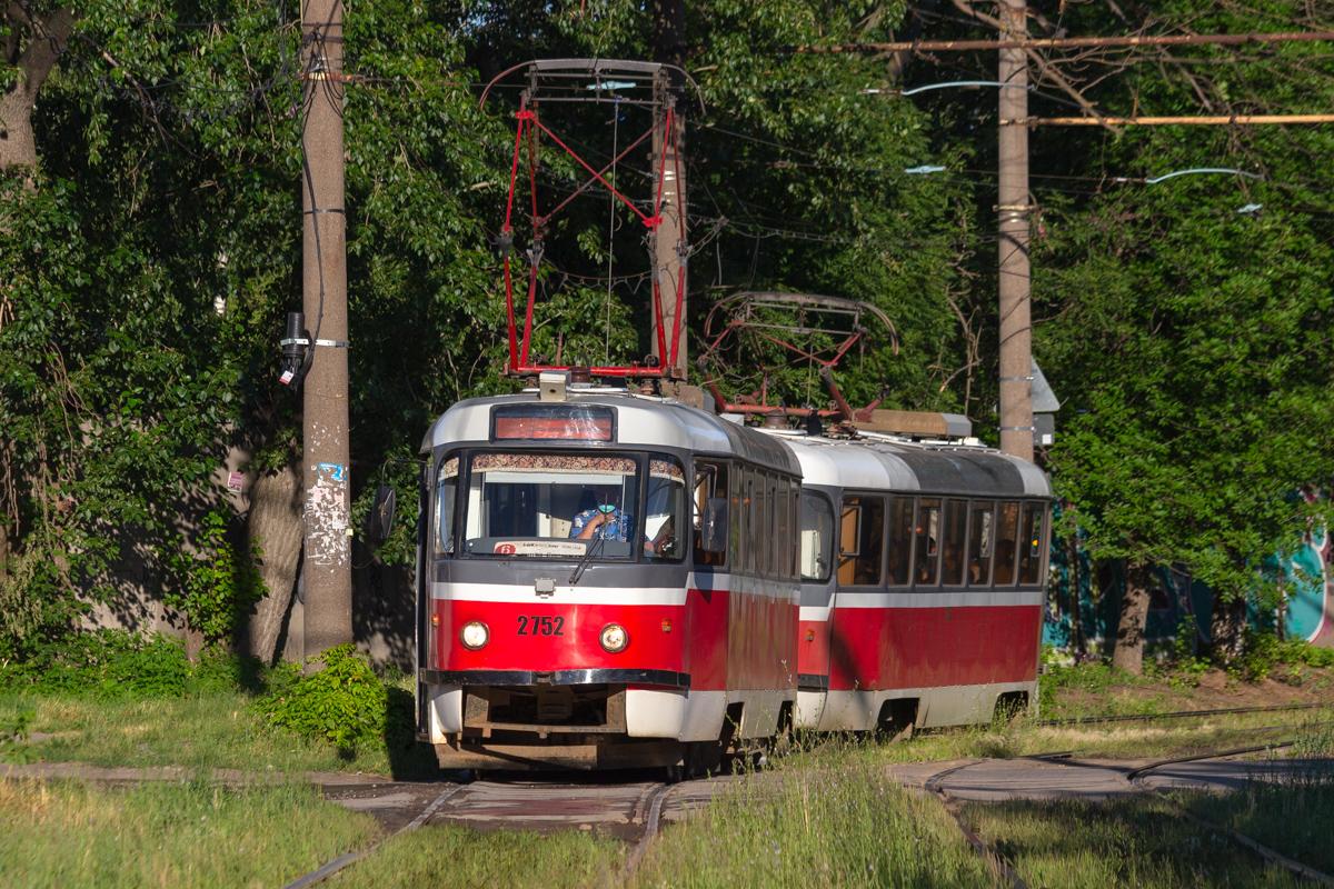 Tatra T3SU 2752