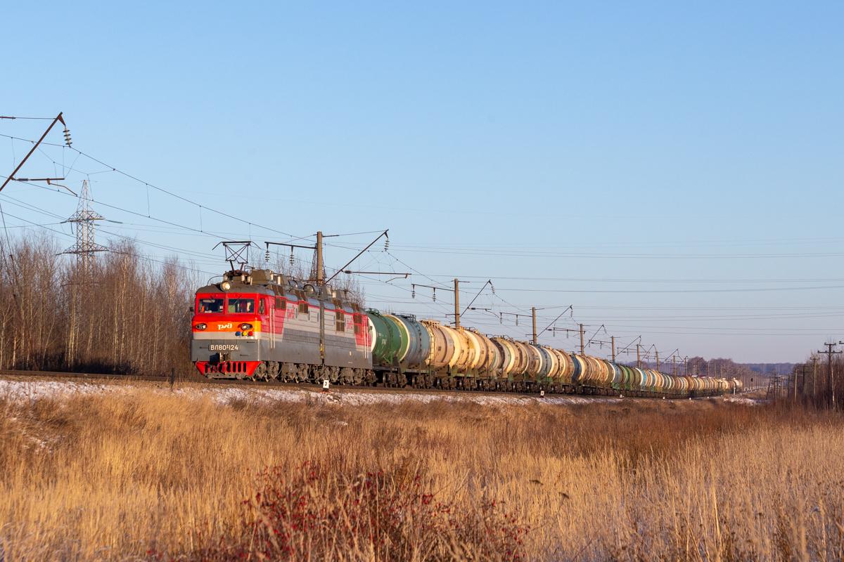 ВЛ80С-124, ВЛ80С