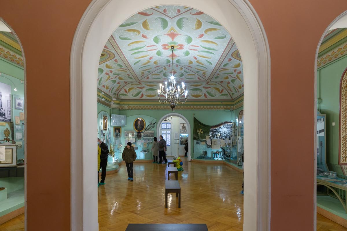 Владимир, Краеведческий музей