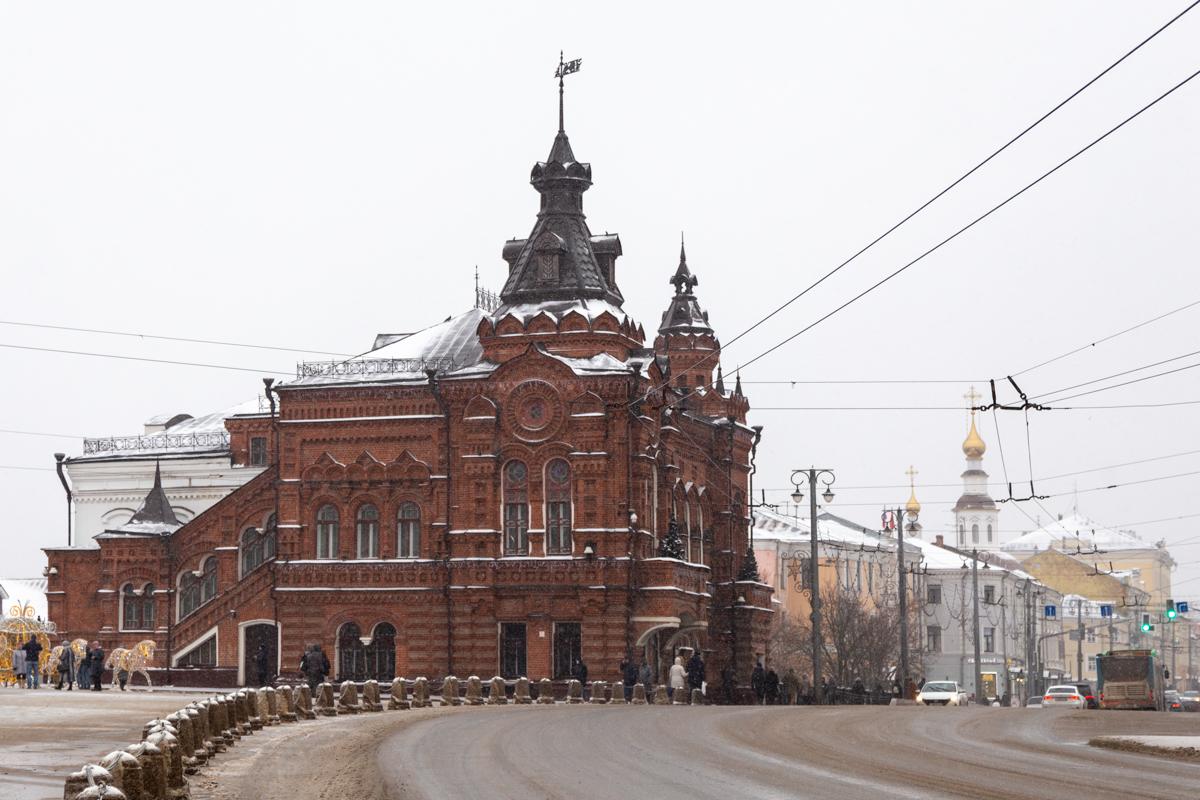 Владимир, Здание Городской Думы