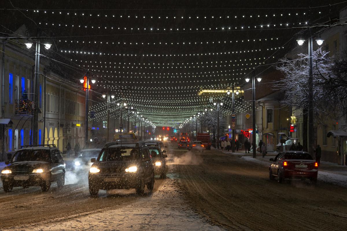 Владимир, улица Большая Московская