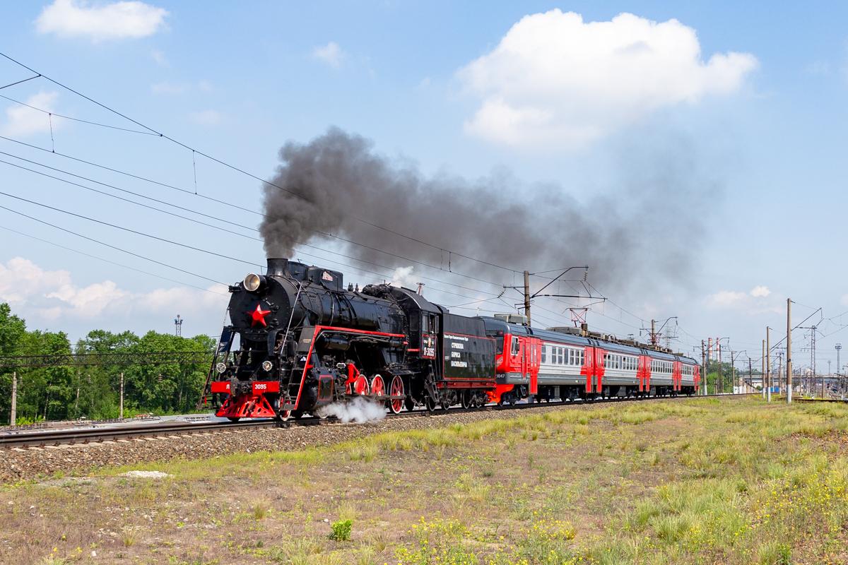 паровозы, Л-3095