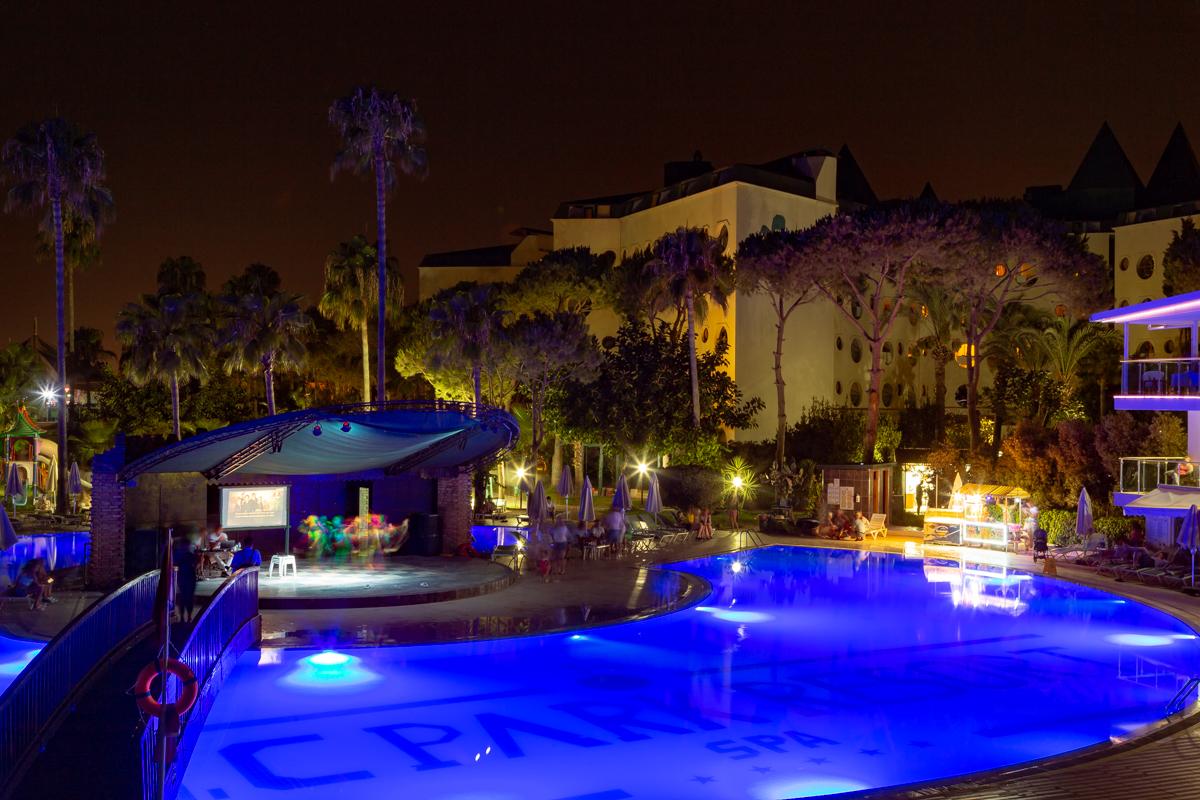 Турция, MC Beach Resort Hotel