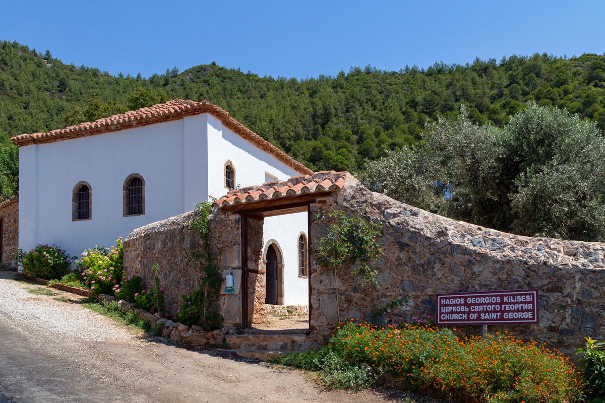 Церковь, Аланья